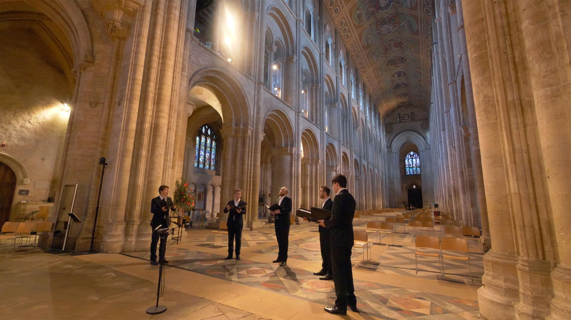 June Sessions: Josquin at Ely