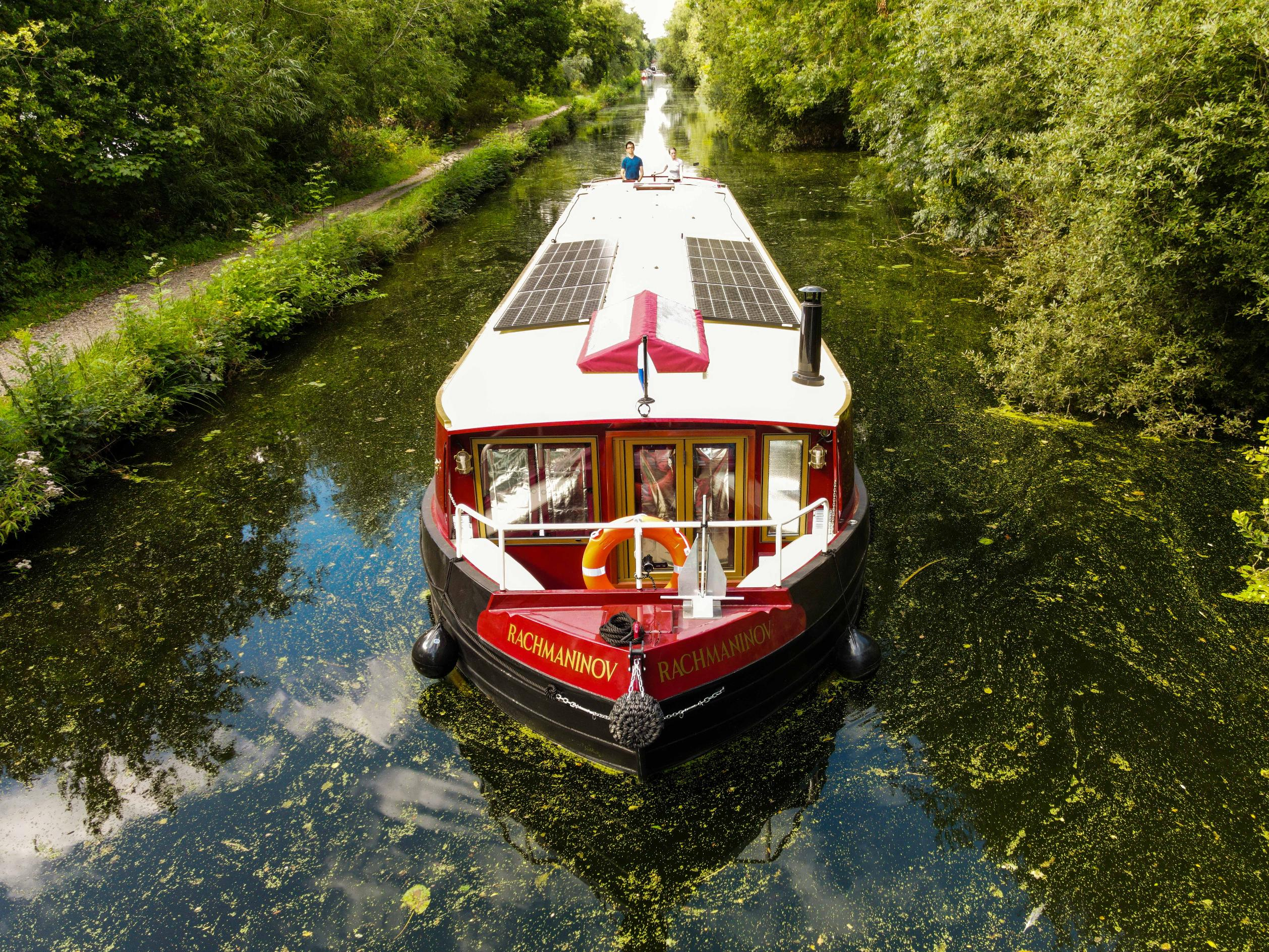 """Live Lounge with Ongar Music Club - """"The Piano Boat"""" for a Nocturnal Celebration"""