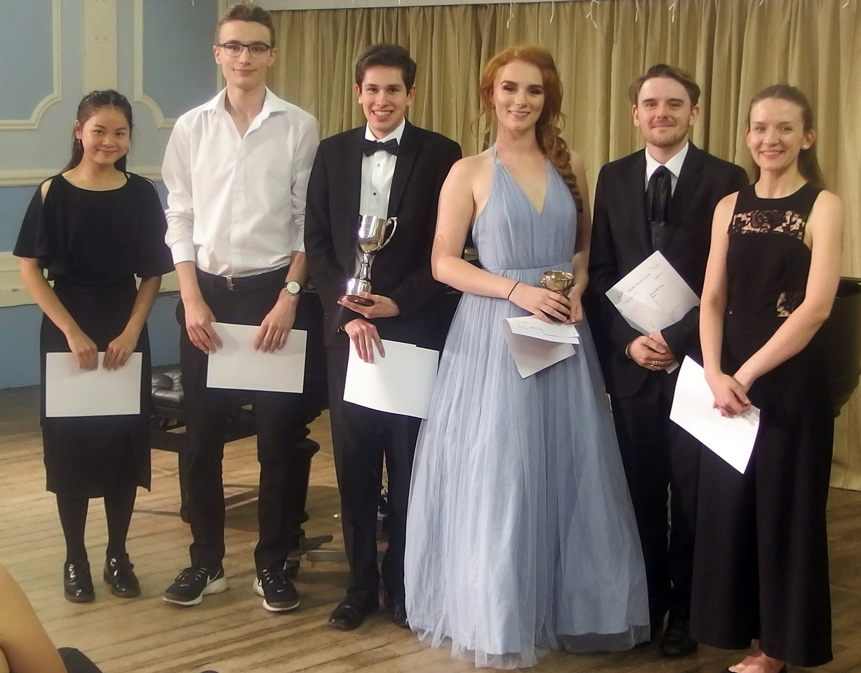 Essex Young Musician of the Year Competition 2021 - First Round