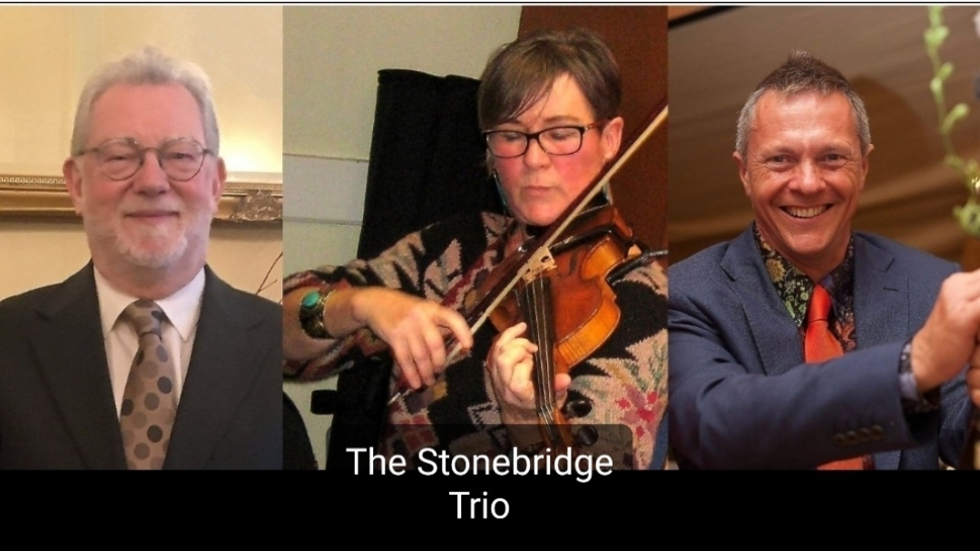 """Live Lounge with Ongar Music Club - """"September Delight"""" with The Stonebridge Trio."""
